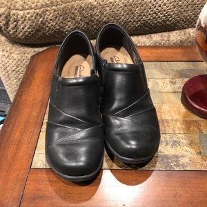 Clarks Channing Essa shoes sz 7